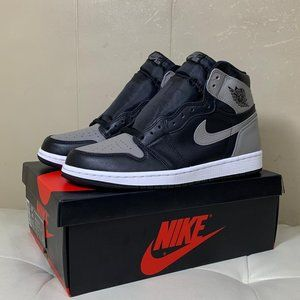 Air Jordan 1 Shadow Retro High 2018 Size 9.5 New